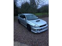 subaru impreza wrx 275bhp px my way or swap