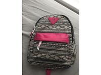 Brand new girls school backpack