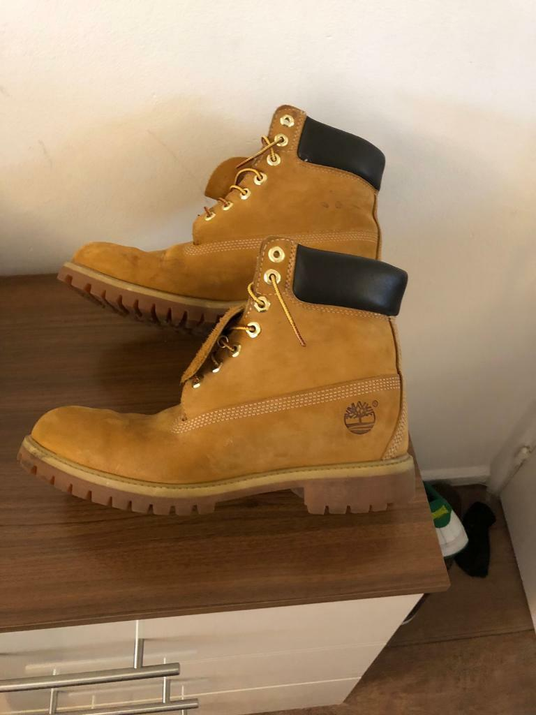 official photos c0145 051de Timberland boots size 9/44. New price was £159 | in Shepherds Bush, London  | Gumtree