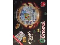 Wasgij Christmas jigsaw puzzle 9 A bright Christmas Night