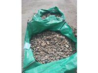 decorative pebble stones