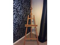 Baler and Rowney artists easel. £50.