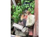 FREE Rubble / broken bricks