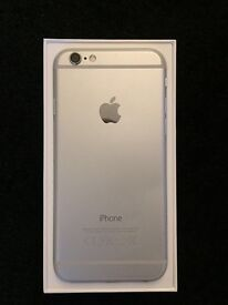 Iphone 6 16GB Silver/White