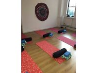 Beginners Yin Yoga Course - Monday 9th January