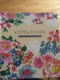 Paperchase Wedding Planner
