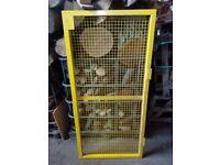 Cage panels x 4 ... plus door