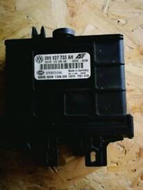 vw gearbox transmission ECU control module unit 099927733ah 5dg008158-00 vw sharan 09/95 - 02,