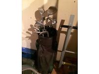 Mizuna Golf Clubs - left-handed set