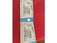 Take That Tickets Sheffield x2