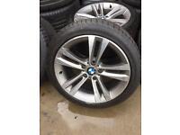 BMW ALLOYS 18 inch