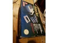 Nintendo entertainment system NES original box only.