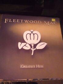 Fleetwood Mac vinyl record,LP.greatest hits.