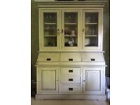 White Dresser / Cabinet for dining room or kitchen