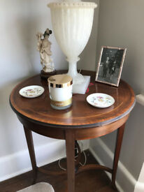 Circular Occasional Table