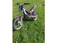 Trials bike 50 gasgas