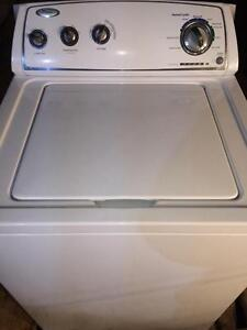 Whirlpool Top Load Washer, Lid Lock Feature, Delivery Available