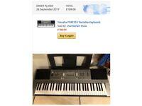 Yamaha E353 keyboard