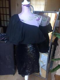 elegant , prom dress