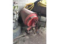 Cement Mixer PTO
