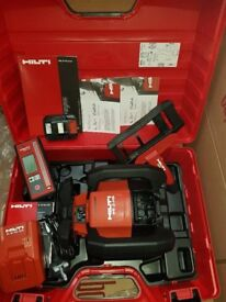Hilti PR 2-HS levelling tool. Brand new.