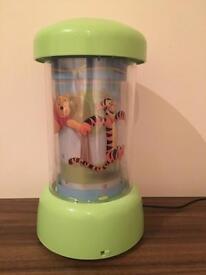 Disney Rotating Baby Lamp