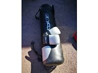 Reebok Punch Bag with Mitts