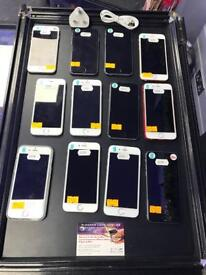 Iphone 6 on Ee / virgin black white gold in stock with BOXES ideal for xmas gifts