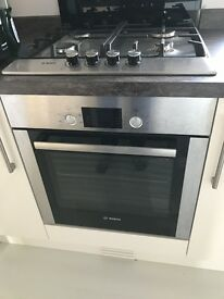Bosch HBA13B150B 60cm Electric Single Oven