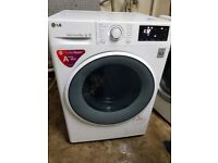 8KG LG Washing Machine With Free Delivery