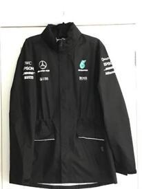 Mercedes AMG Petronas coat