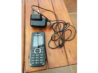 Samsung E2100B mobile phone (used)