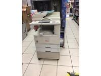 Photocopier in working condition. Please read description.