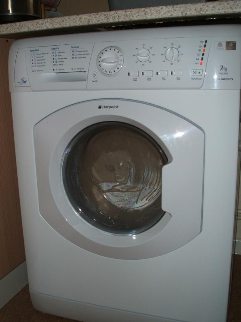 Hotpoint Washer/Dryer - WDL 540 P/G /A/K with user