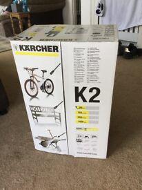 Karcher K2 STILL IN BOX.