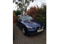 2009 , BMW 520D , 177hp, E61,