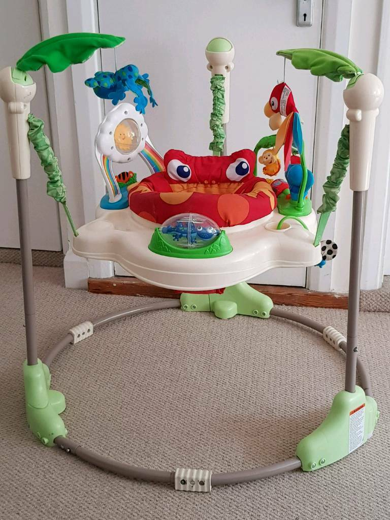 d38d4b545 Fisher Price Jumperoo