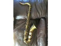 P Mauriat PMST66 DK Tenor Saxophone - Vintage Finish