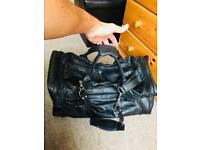 Leather bag for sale