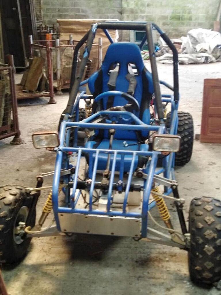 Roketa 250cc Buggy on