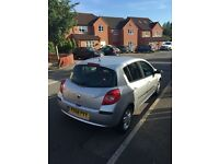 Renault Clio Ripcurl Eco 12 months MOT new radiator water pump cam belt tyres battery