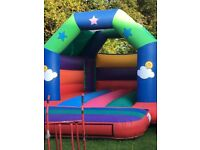 Commercial bouncy castles x3