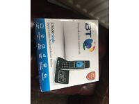 Bt 6500 cordless phone with block nuisance calls brand new in box