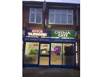 CHINESE AND INDIAN TAKEAWAY IN CHESHUNT PRIME LOCATION!!