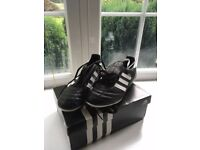Adidas kaiser 5 firm ground boots - size 7.5