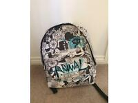 Animal backpack rucksack luggage