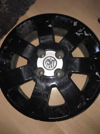 "15"" Vauxhall wheel (1) Collection only"