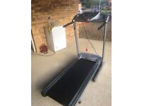Treadmill Excellent working order. Little used.