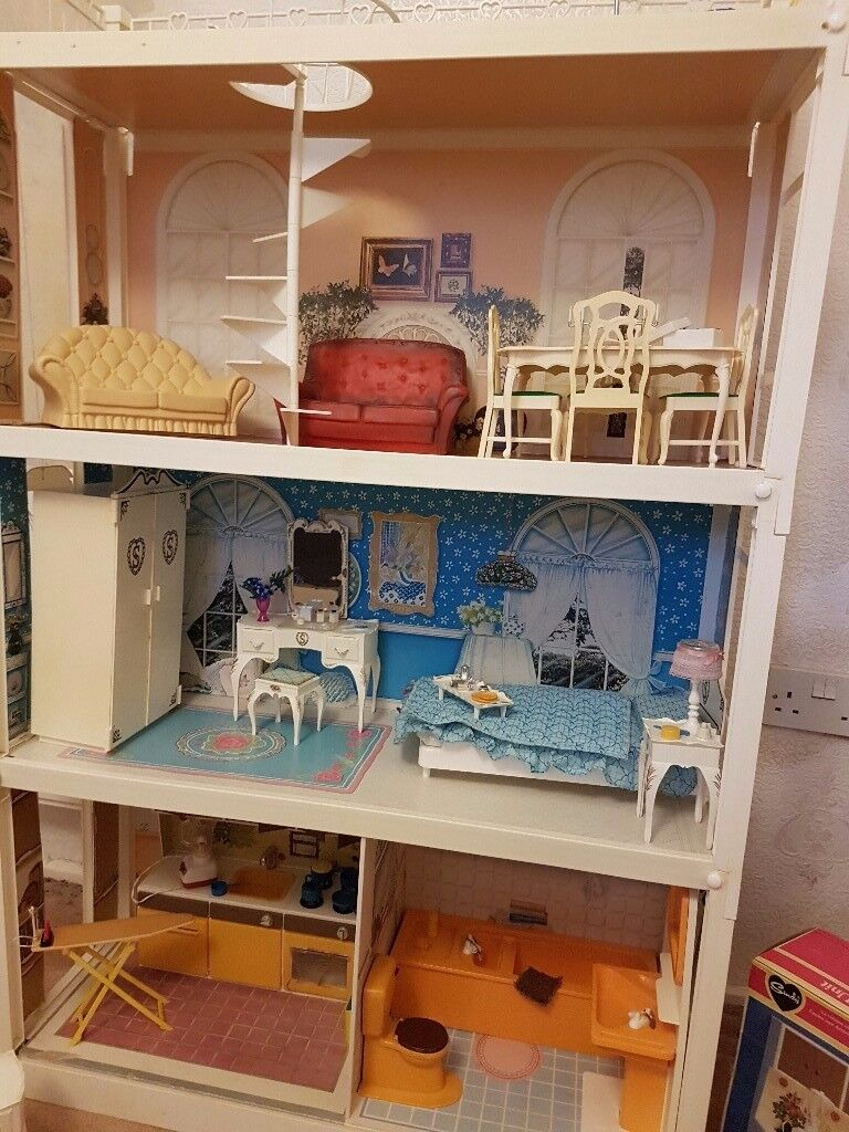 1970 S Sindy House And Furniture For Sale In Brotton