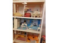 1970's Sindy House and furniture for sale